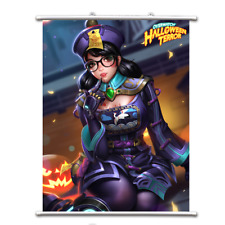 Game Overwatch Mei Wall Scroll Poster free shipping(23.6'' * 31.5'')