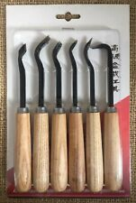 Ryuga Bonsai Tools Set Of 6 160mm Carving Tools