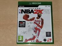 NBA 2K21 Xbox One **FREE UK POSTAGE**