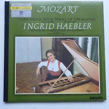 LP MOZART Concertos piano orchestre INGRID HAEBLER WITOLD ROWICKI  835308 LY