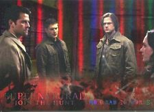 Supernatural Seasons 4-6 Rainbow Foil Base Card #60 From Bad to Worse