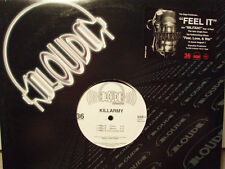 "KILLARMY + U-GOD - FEEL IT / MILITANT (12"")  2001!!!  RARE!!!  WU-TANG CLAN!!!"