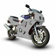 Unpainted ABS Plastic Motorcycle Fairing Kit - Honda CBR 400 (NC29) 1983-1994