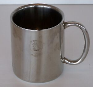 ENDEAVOUR HOTEL BOTANY NSW AUSTRALIA 2000 MILLENNIUM STEEL MUG COLLECTABLE