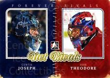 2012-13 ITG Forever Rivals Net Rivals #6 Curtis Joseph, Jose Theodore
