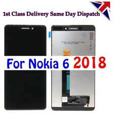 For Nokia 6 (2018) 6 2 LCD Display Touch Screen Digitizer Assembly Replacment uk