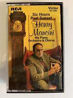 Henry Mancini Six Hours Past Sunset (Cassette)