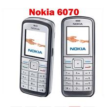 New listing Original Nokia 6070 Unlocked Mobile Phone 2G Gsm Multiple keyboards Language