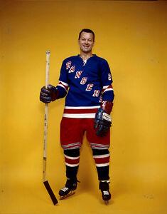 Doug Harvey New York Rangers  8x10 Photo