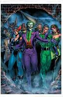 JOKER 80TH ANNIVERSARY #1 1970 JIM LEE VARIANT (DC 2020) BATMAN 89 90 91 92 93