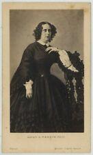 CDV 1860-70. Reine des Pays-Bas Sophie de Wurtemberg épouse du roi Guillaume III