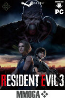 Resident Evil 3 - 2020 - PC Game Code - STEAM Digital Key NEU Action [DE] [EU]