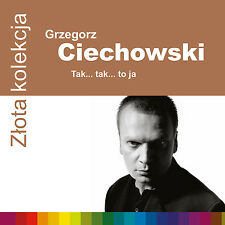 CD GRZEGORZ CIECHOWSKI Złota kolekcja Tak tak to ja