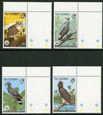 Gambia   1978  Scott # 381-384  Mint Never Hinged Set