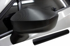 Diseño Lámina Negro Mate Muchas Vehículos Premium Espejo Carcasas Espejo Tapa
