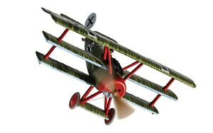CORGI AVIATION ARCHIVE FOKKER DR.1 TRIPLANE DEATH OF THE RED BARON AA38310