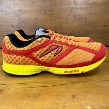 Newton Motion Stability Trainer Mens Running Shoes Orange/Red US 10.5