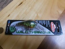 Berkley  Wild Thang 8.5 Ghost Green Craw