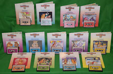TEDDY RUXPIN ~ Complete 1st Series of 13 BOOKS & 13 TAPES ~ Own them all !!!