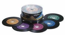 Verbatim Digital Vinyl Cd-r Media - 700mb - 120mm Standard (94488)