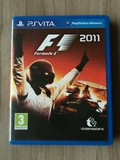 F1 2011 Formula 1 PS Vita PAL UK Playstation PSVita