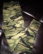 BUTTERY BUTTER SOFT CAMO ARMY GREEN MILITARY PLUS LEGGINGS ONE SIZE FITS MOST