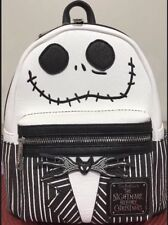 Disney Loungefly The Nightmare Before Christmas Jack Suit Mini Backpack Bag NWT