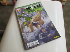 MARVEL  HULK  1  WORLD  WAR .  ..COMICS PANINI ..2008.. .NEUF