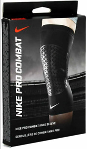 Neu Nike Pro Combat Knee Sleeve Knie Bandage Nikepreis war 25 Euro T