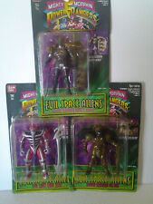 1995 Power Rangers Evil Space Aliens Bundle NIB