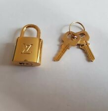 Louis Vuitton Padlock with 2 Keys - New