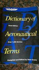 Dictionary of Aeronautical Terms (2001, Paperback)