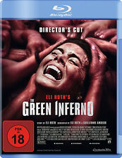 The Green Inferno Blu-ray Disc