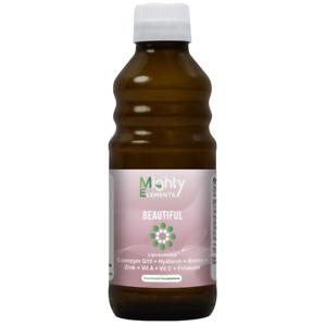 Beautiful - Liposomales Coenzym Q10 (200 mg)   Hyaluron (100 mg)  Biotin (50 μg)