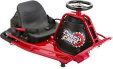 Razor Crazy Cart Kids Boy or Girl competitive race Red/Black