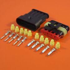 5 Way Genuine AMP Superseal Waterproof Electrical Wiring Multi Connector