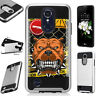 For LG Xpression Plus 2018 Hybrid Phone Case Cover Metaguard A1