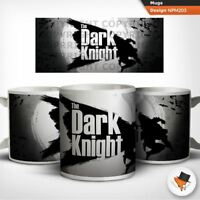 The dark knight batman inspired coffee tea mug cup gift birthday anniversary A