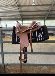 Pony Shetty Western Sattel Kindersattel