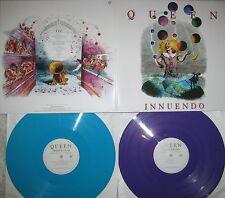 NEU Limited 180g COLOR Doppel Vinyl LP Innuendo - Queen Freddie Mercury
