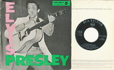 "Elvis Presley EP deutsche RCA Victor EPB-1254-2 ""ELVIS PRESLEY"" V1"