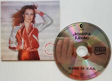 JOSIPA LISAC Made in U.S.A. CD 2017 Croatia Orig. Album Collection Riblja Corba