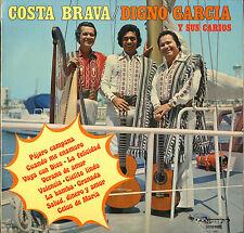"DIGNO GARCIA ""COSTA BRAVA"" LATIN LP"