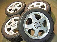 Orig Mercedes R-Klasse W251 Komplettradsatz 255/50 R19 107H Winterreifen 8J ET67