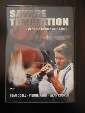 DVD Savage Temptation