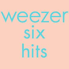 FREE US SH (int'l sh=$0-$3) USED,MINT CD Weezer: Six Hits EP