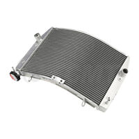 Engine Radiator Cooler Cooling Fit For Suzuki GSXR1000 GSXR-1000 17-20 Aluminum