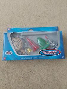 THUNDERBIRDS MOVIE 5 vehicle set bandai plastic gerry Anderson mint boxed