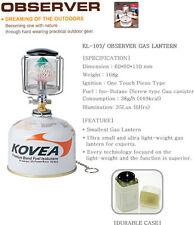 Kovea Observer Compact Hiking Butane Gas Lantern