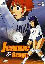 JEANNE ET SERGE VOLUME 6 /*/ DVD DESSIN ANIME NEUF/CELLO